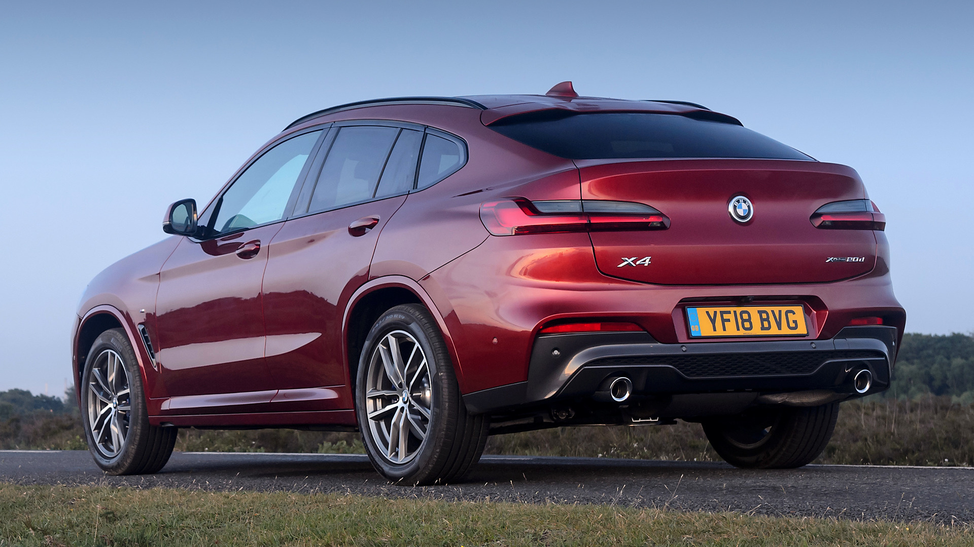 1920x1080 - BMW X4 Wallpapers 25