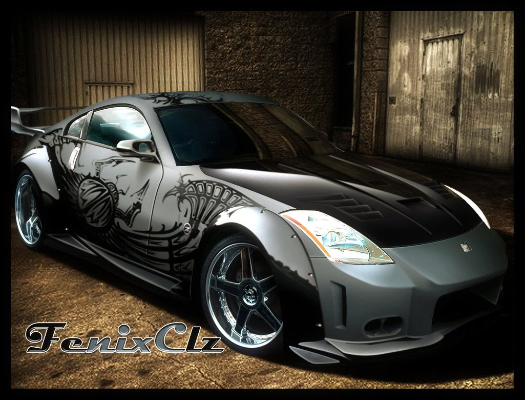 1025x780 - Nissan 350Z Wallpapers 27