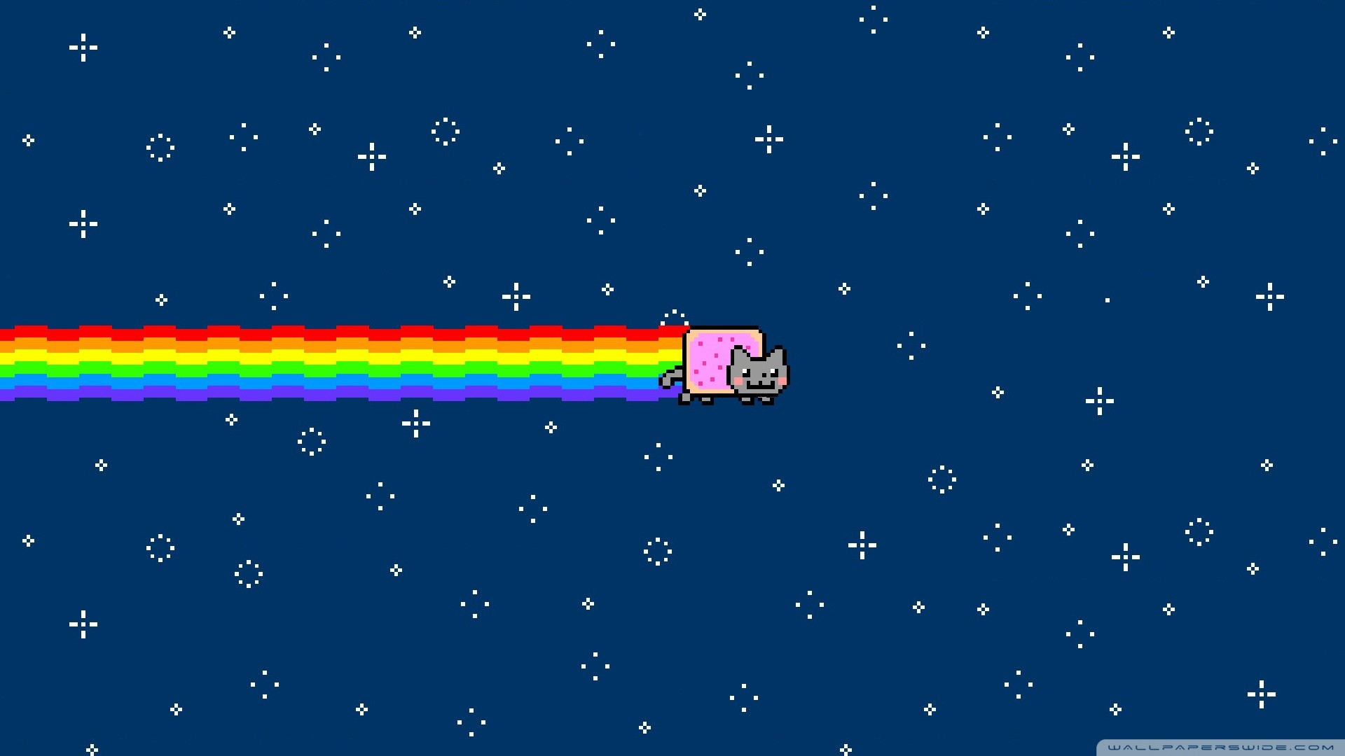 1920x1080 - Nyan Cat iPhone 22