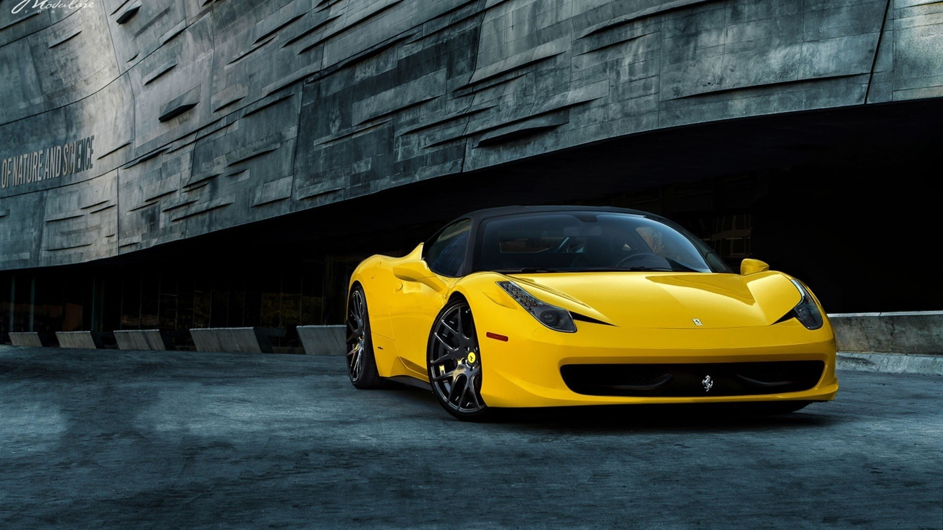 1920x1080 - Ferrari 458 Italia Wallpapers 9