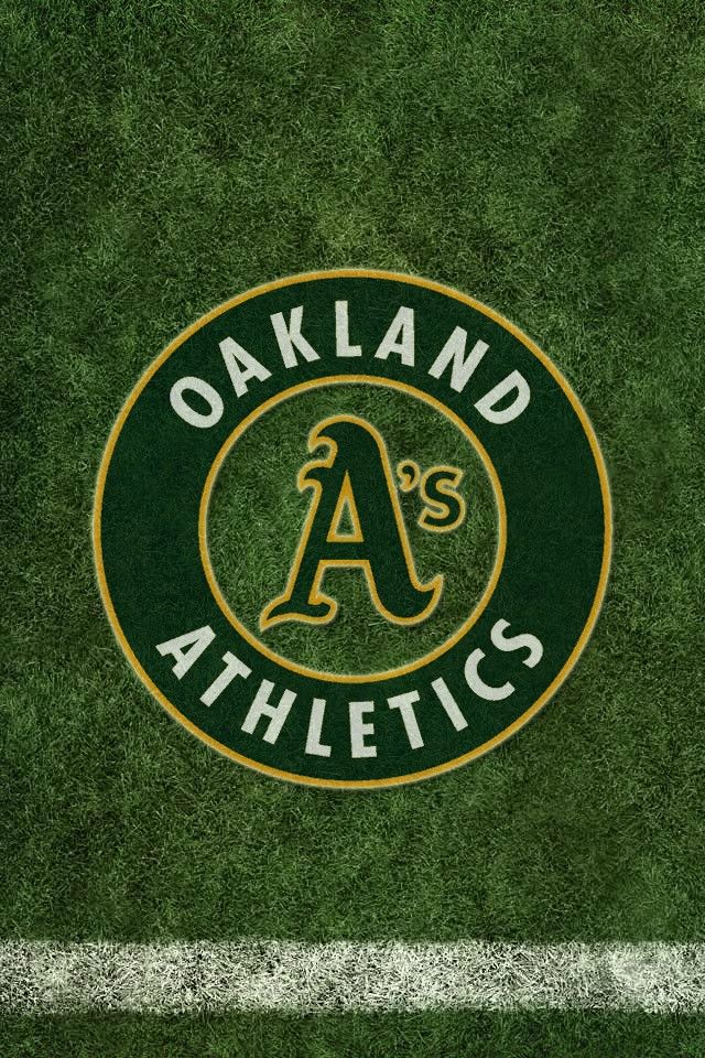 640x960 - Oakland Athletics Wallpapers 10