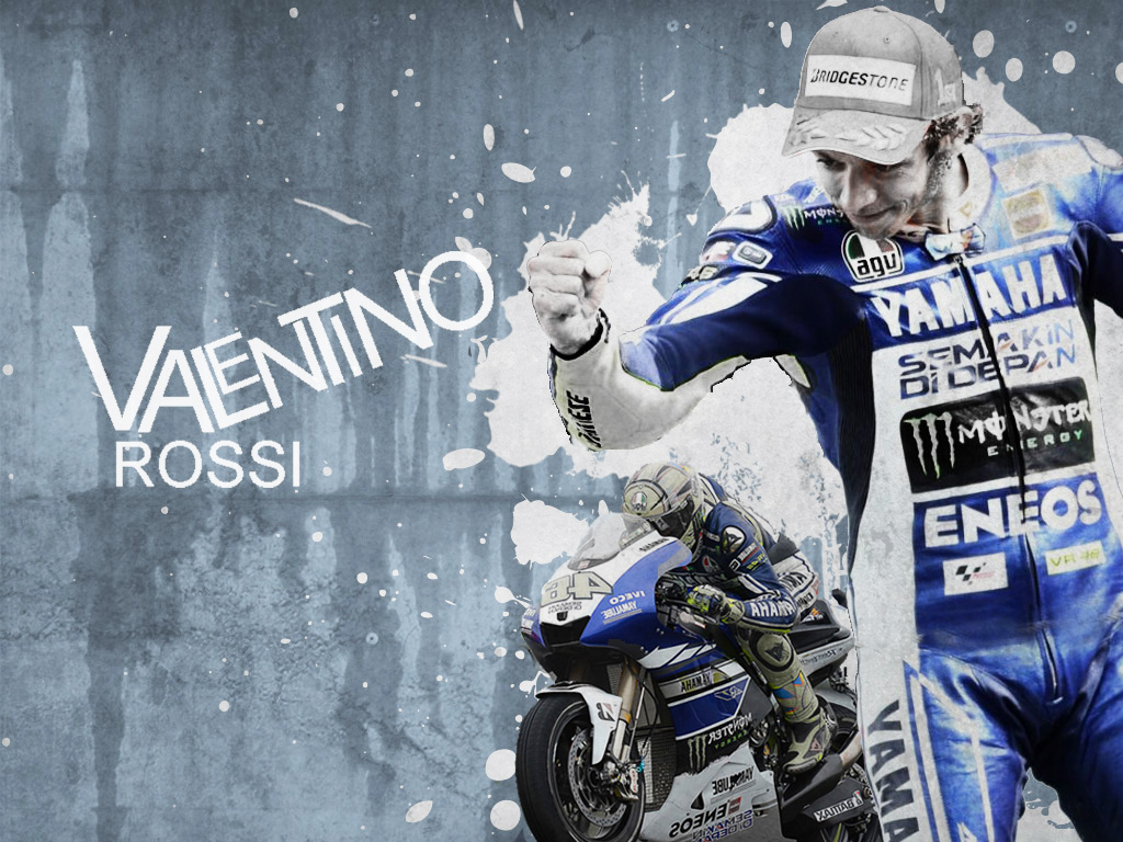 1024x768 - Valentino Rossi Wallpapers 16