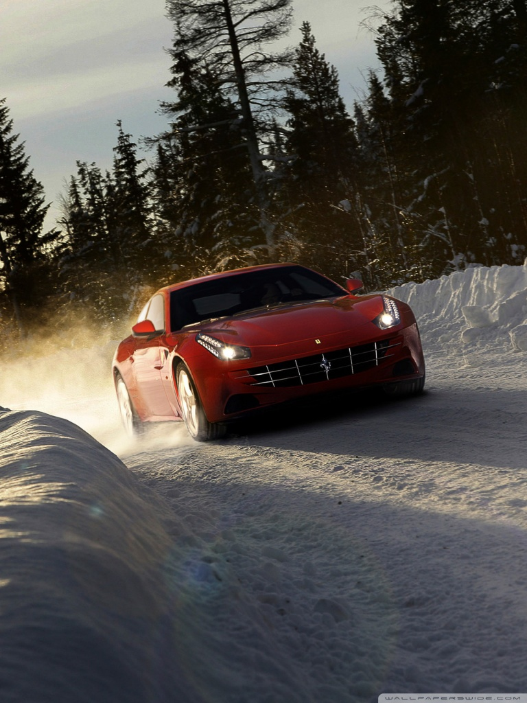 768x1024 - Ferrari FF Wallpapers 29