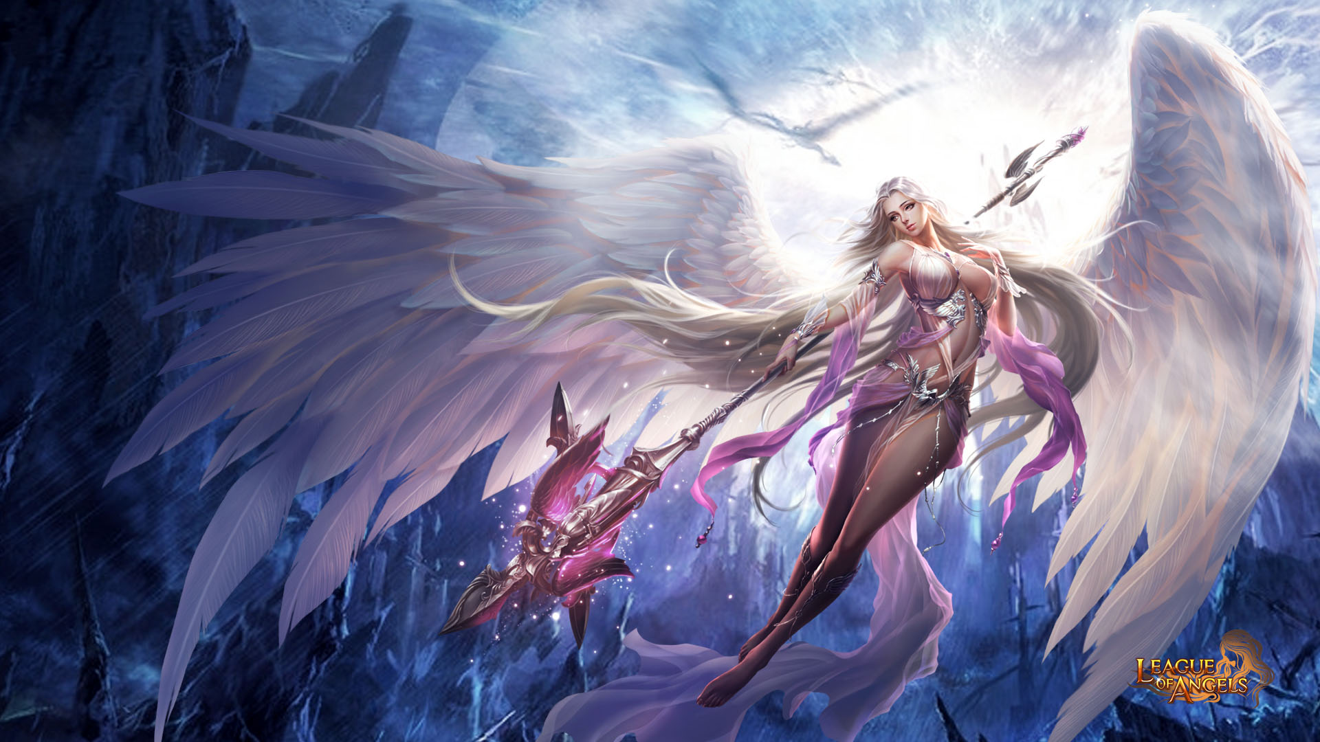 1920x1080 - League Of Angels HD Wallpapers 19