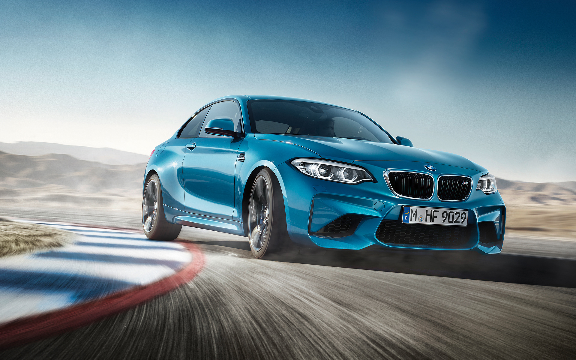 1920x1200 - BMW M2 Coupe Wallpapers 34