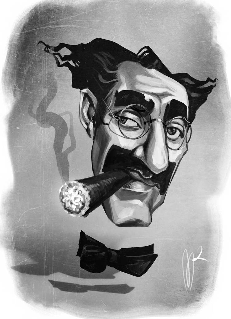 750x1032 - Groucho Marx Wallpapers 23