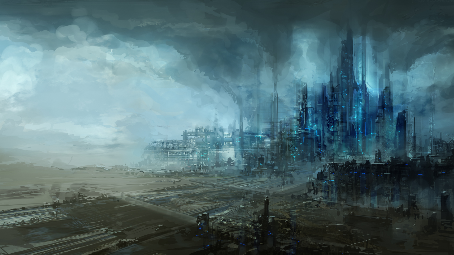 1920x1080 - Sci Fi Place Wallpapers 12