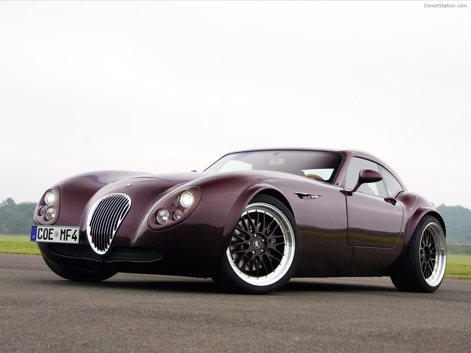 1600x1200 - Wiesmann GT MF4 Wallpapers 25