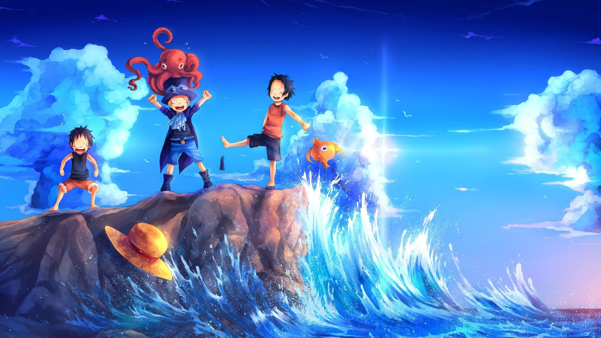 One Piece Wallpapers 32 Images Dodowallpaper