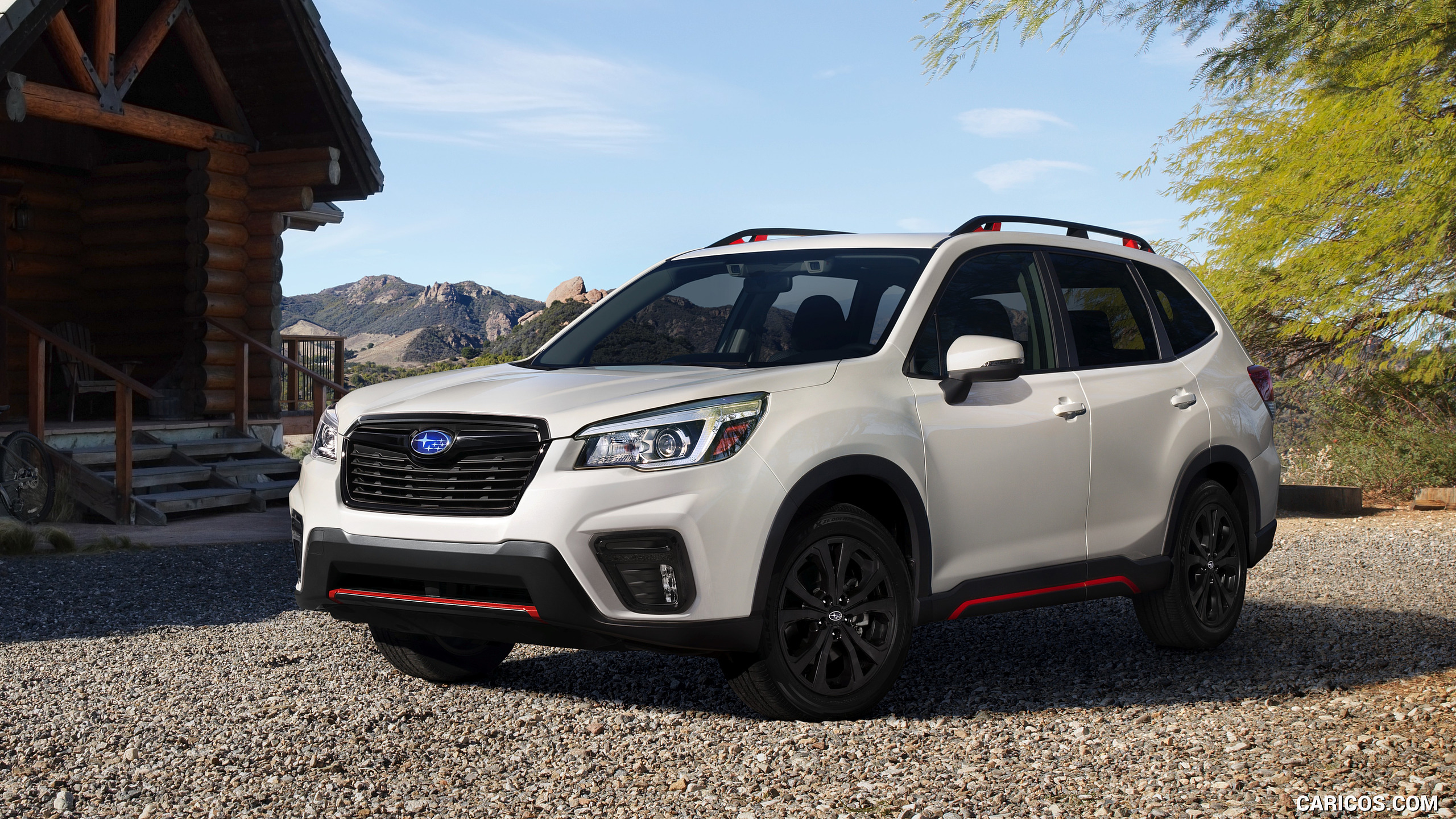 2560x1440 - Subaru Forester Wallpapers 20