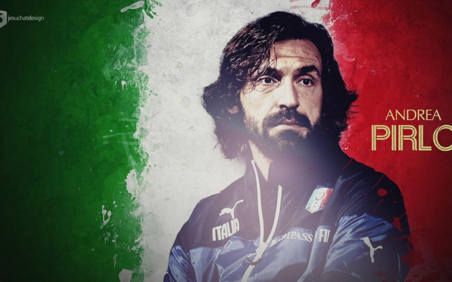 1440x900 - Andrea Pirlo Wallpapers 21
