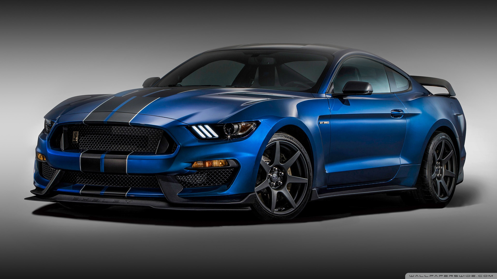 1920x1080 - Shelby Mustang GT 350 Wallpapers 12