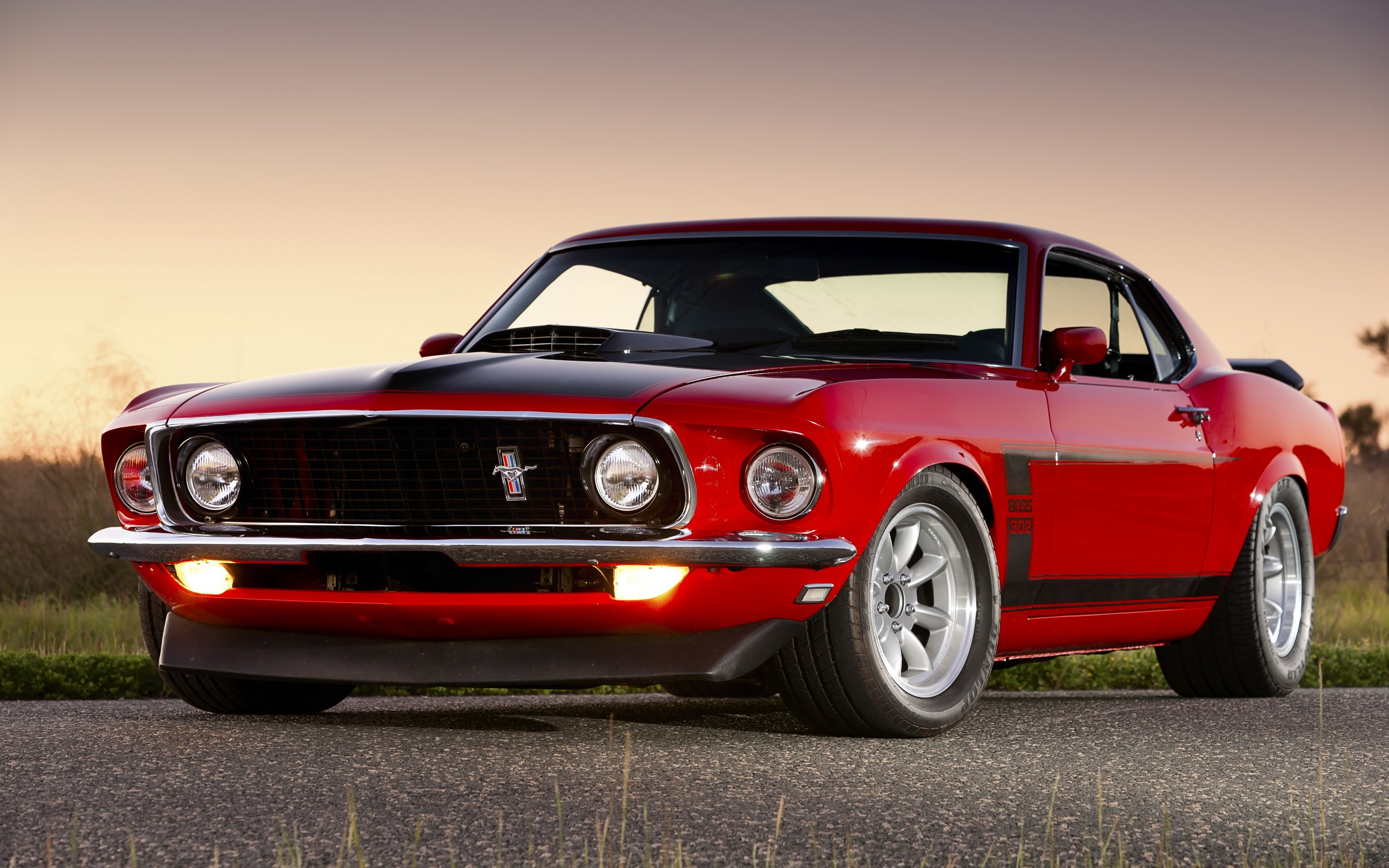Ford Mustang Boss 302 Wallpapers 36 Images Dodowallpaper