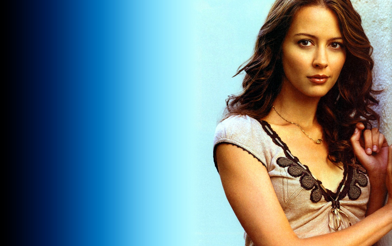 1280x804 - Amy Acker Wallpapers 2