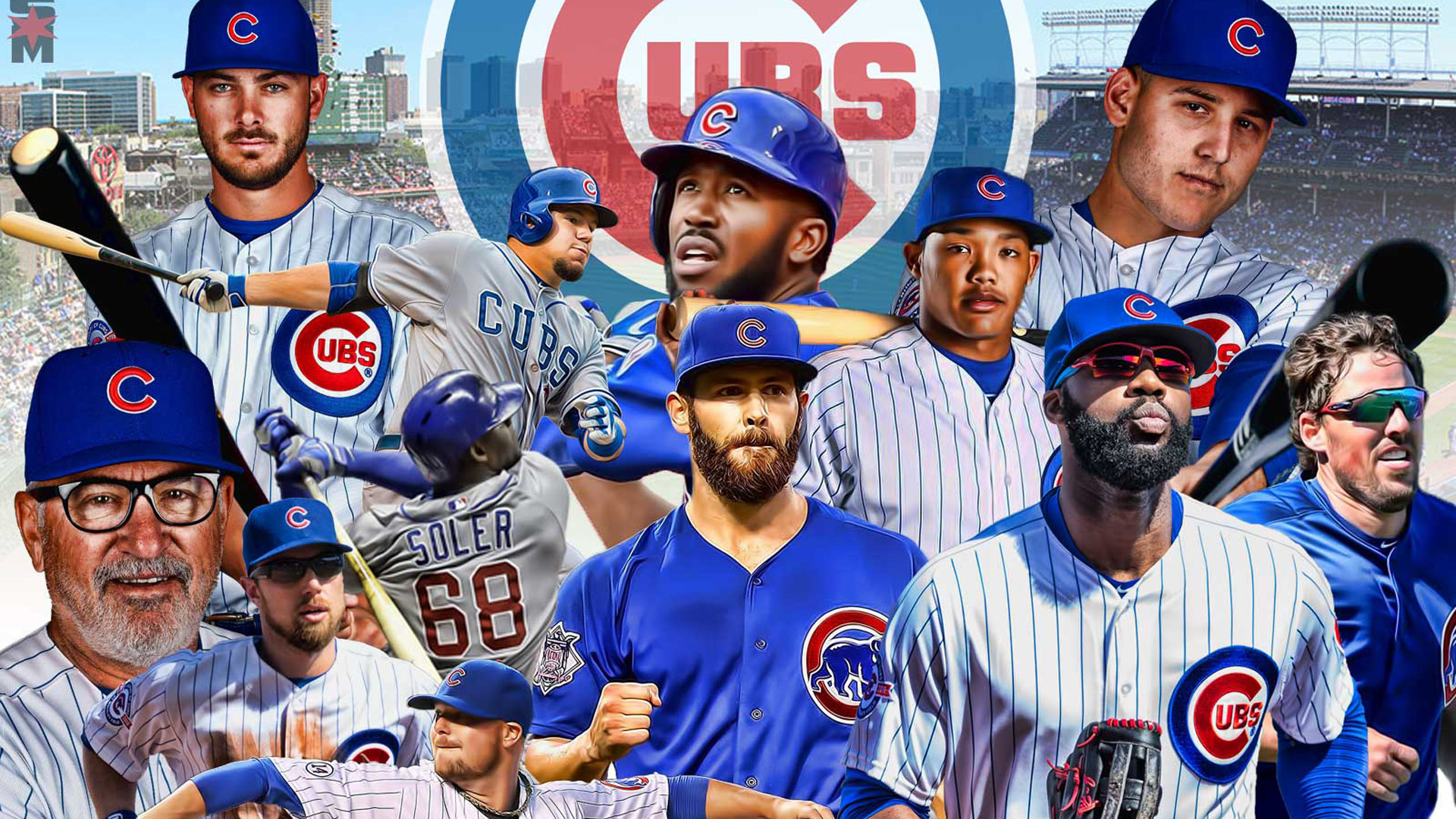 1920x1080 - Chicago Cubs Wallpapers 23