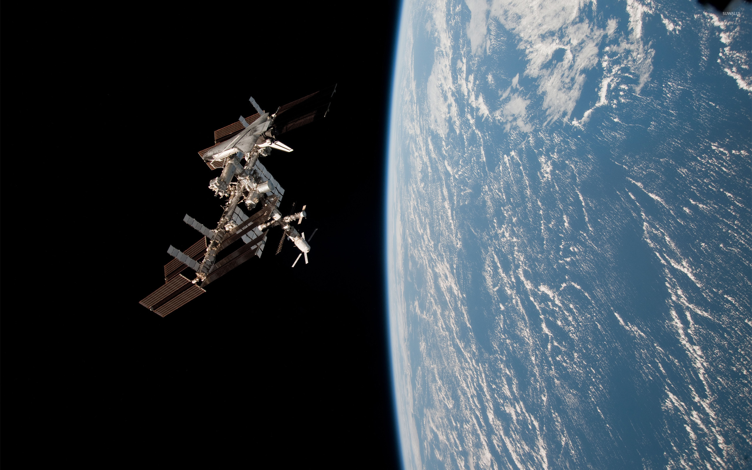 2560x1600 - Space Station Wallpapers 25