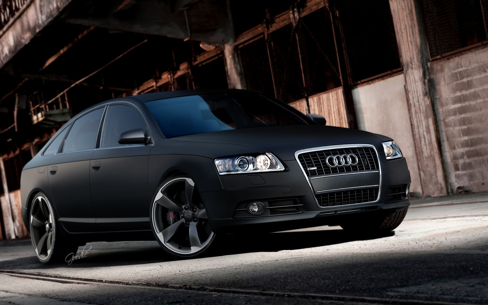 1920x1200 - Audi A6 Wallpapers 3
