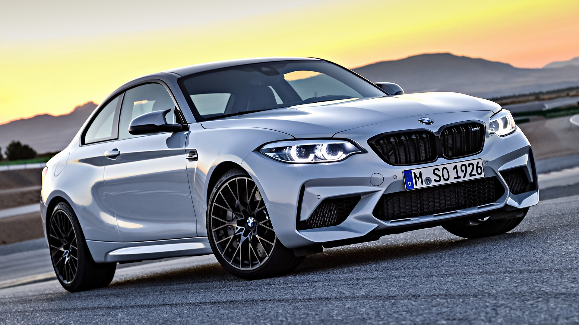 1920x1080 - BMW M2 Coupe Wallpapers 17