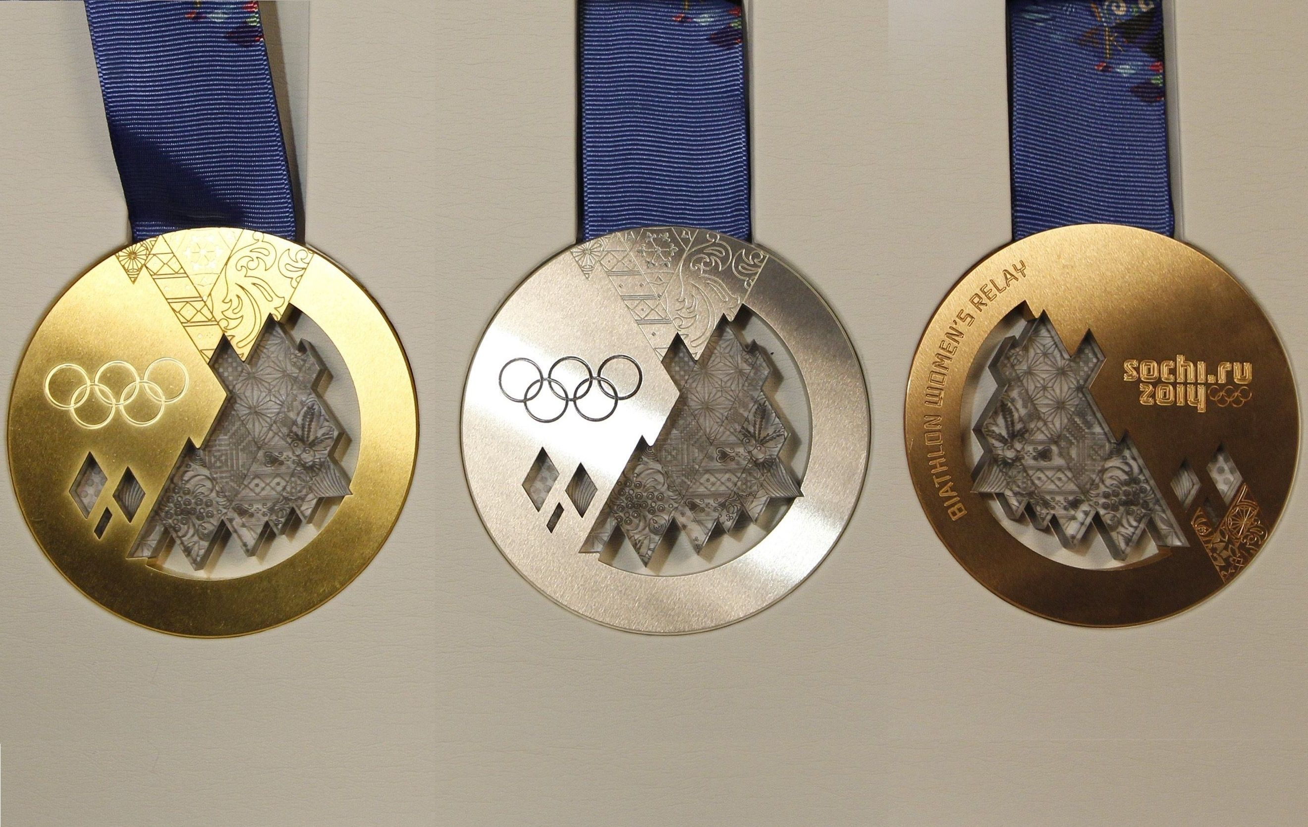 2640x1668 - Olympic Gold Metal Wallpapers 14