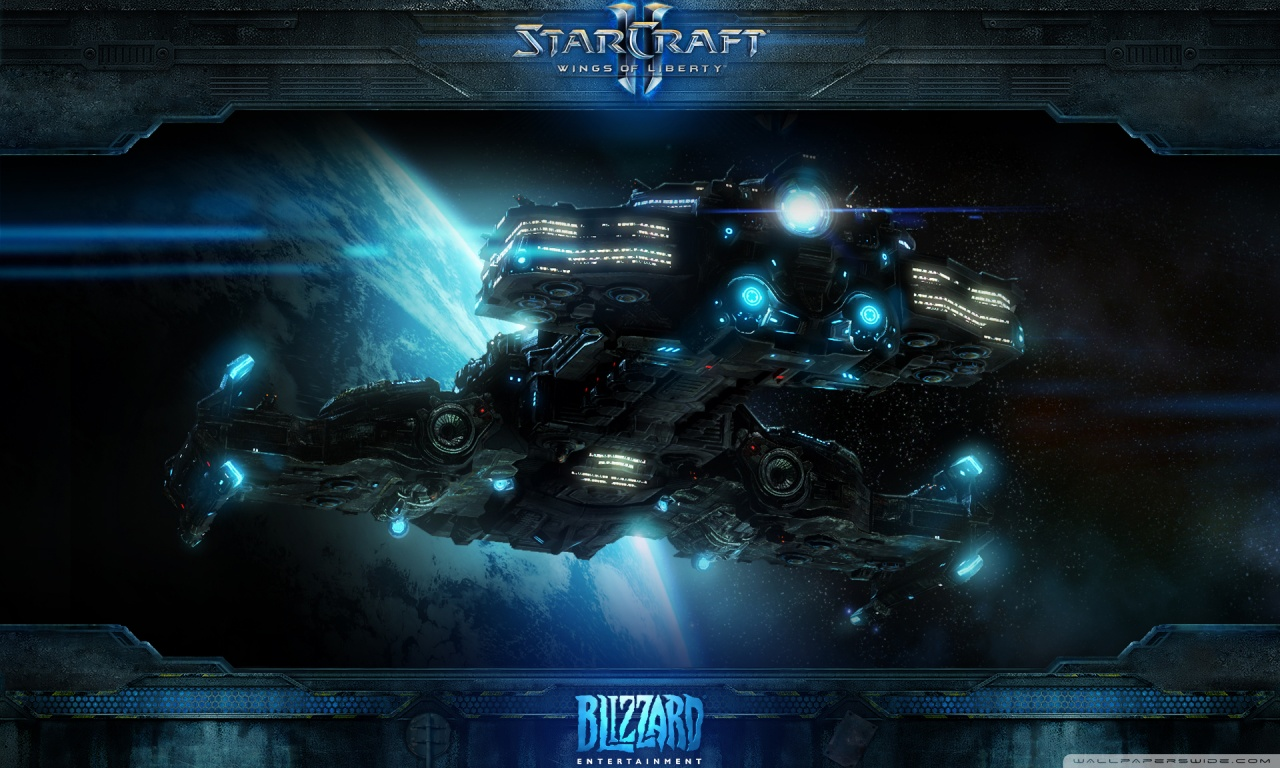 1280x768 - Starcraft II: Wings Of Liberty HD Wallpapers 33