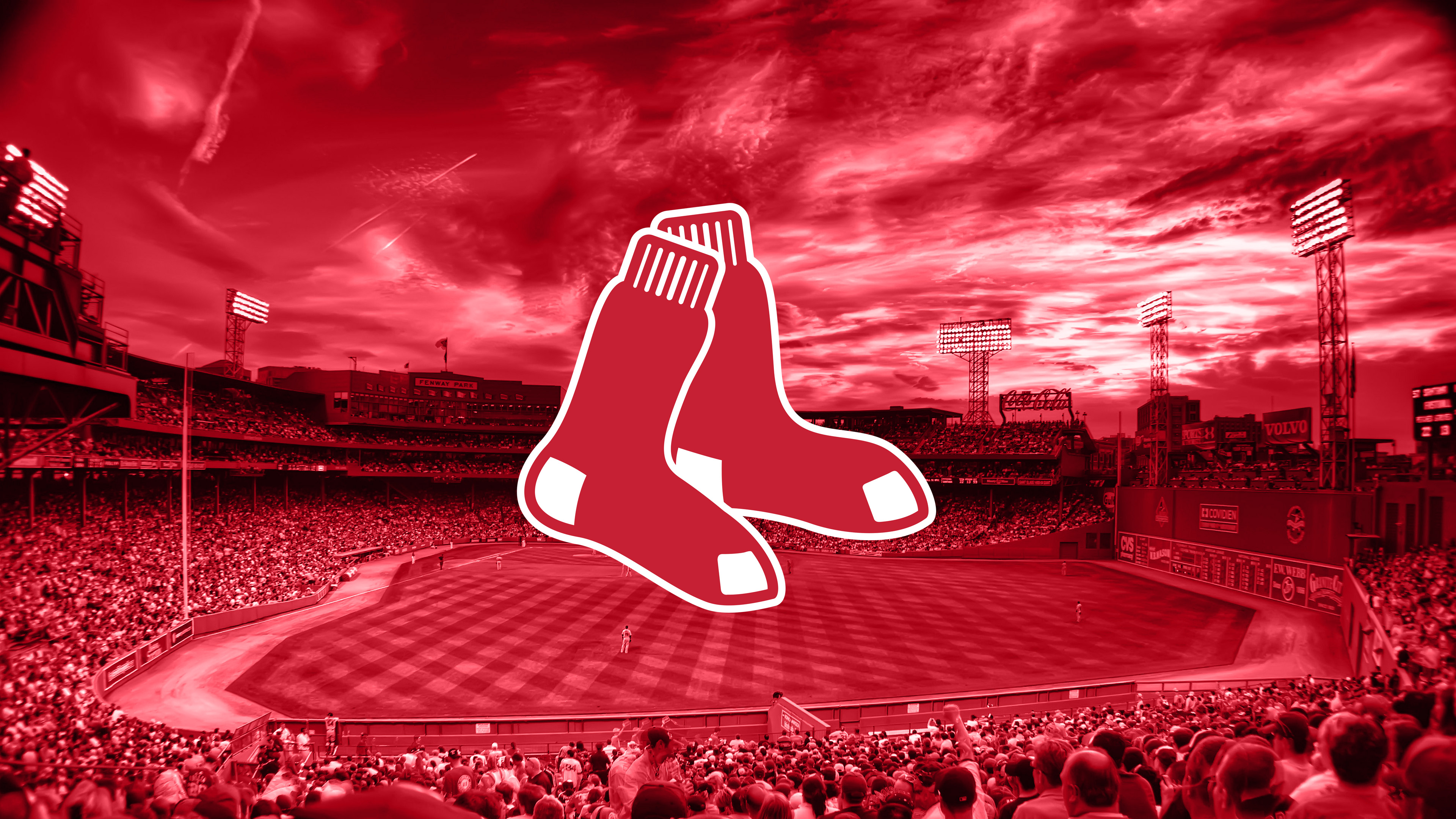 3840x2160 - Boston Red Sox Wallpaper Screensavers 39