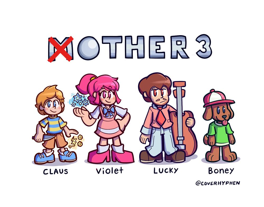 1000x787 - Mother 3 11