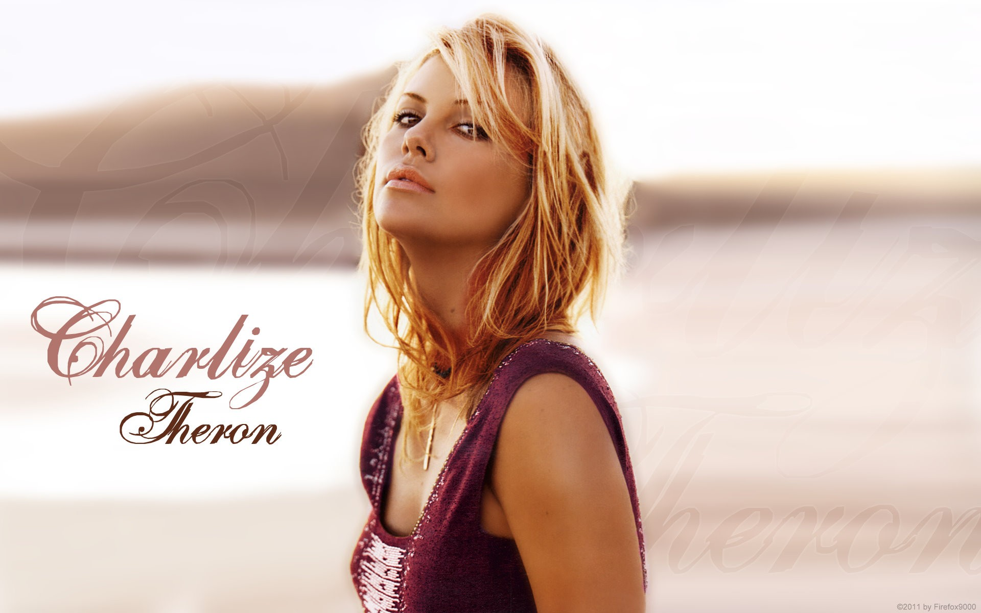 1920x1200 - Charlize Theron Wallpapers 33