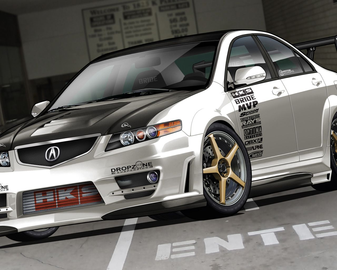 1280x1024 - Acura TSX Wallpapers 34