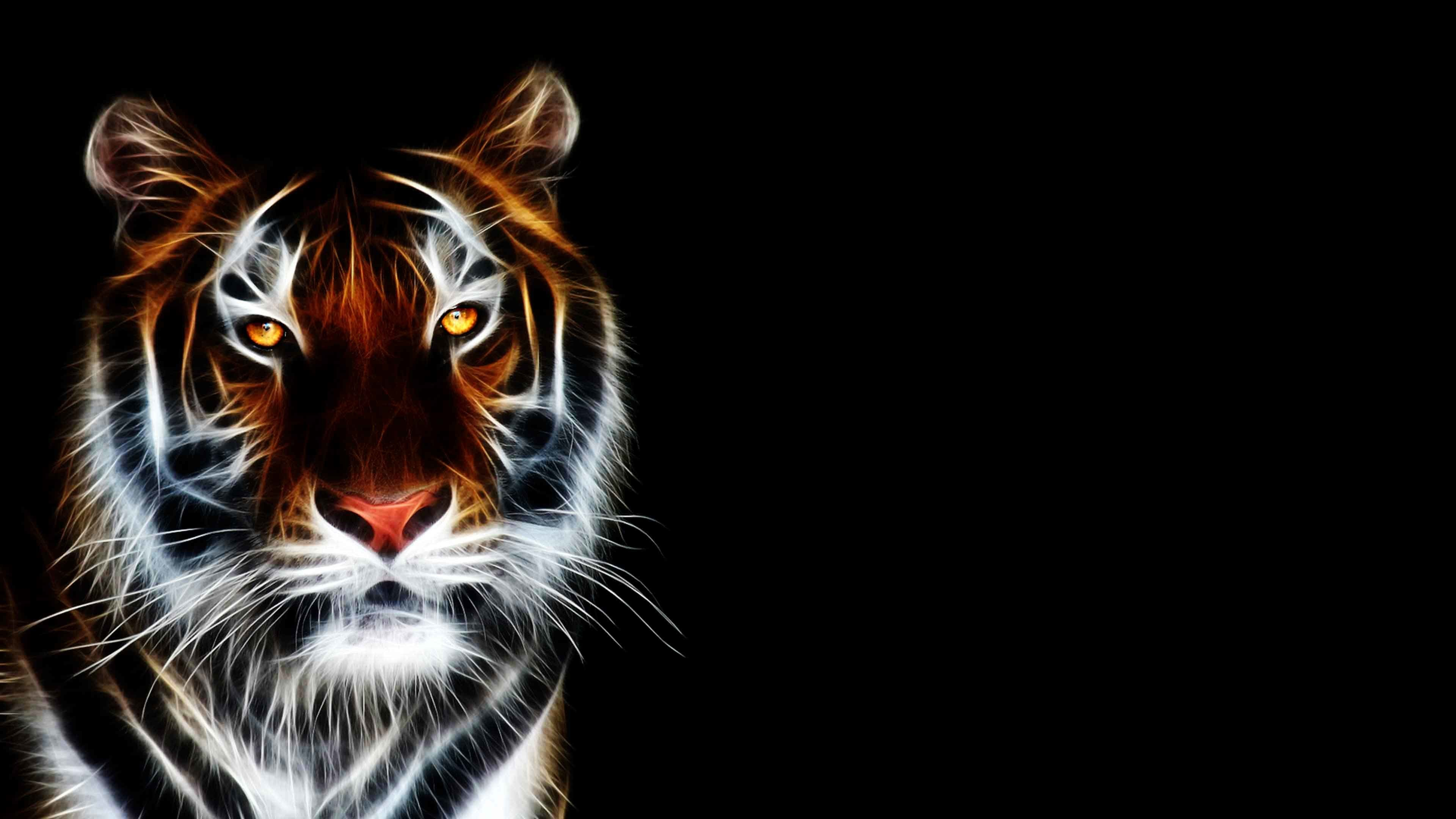 3840x2160 - Animated Tiger 21