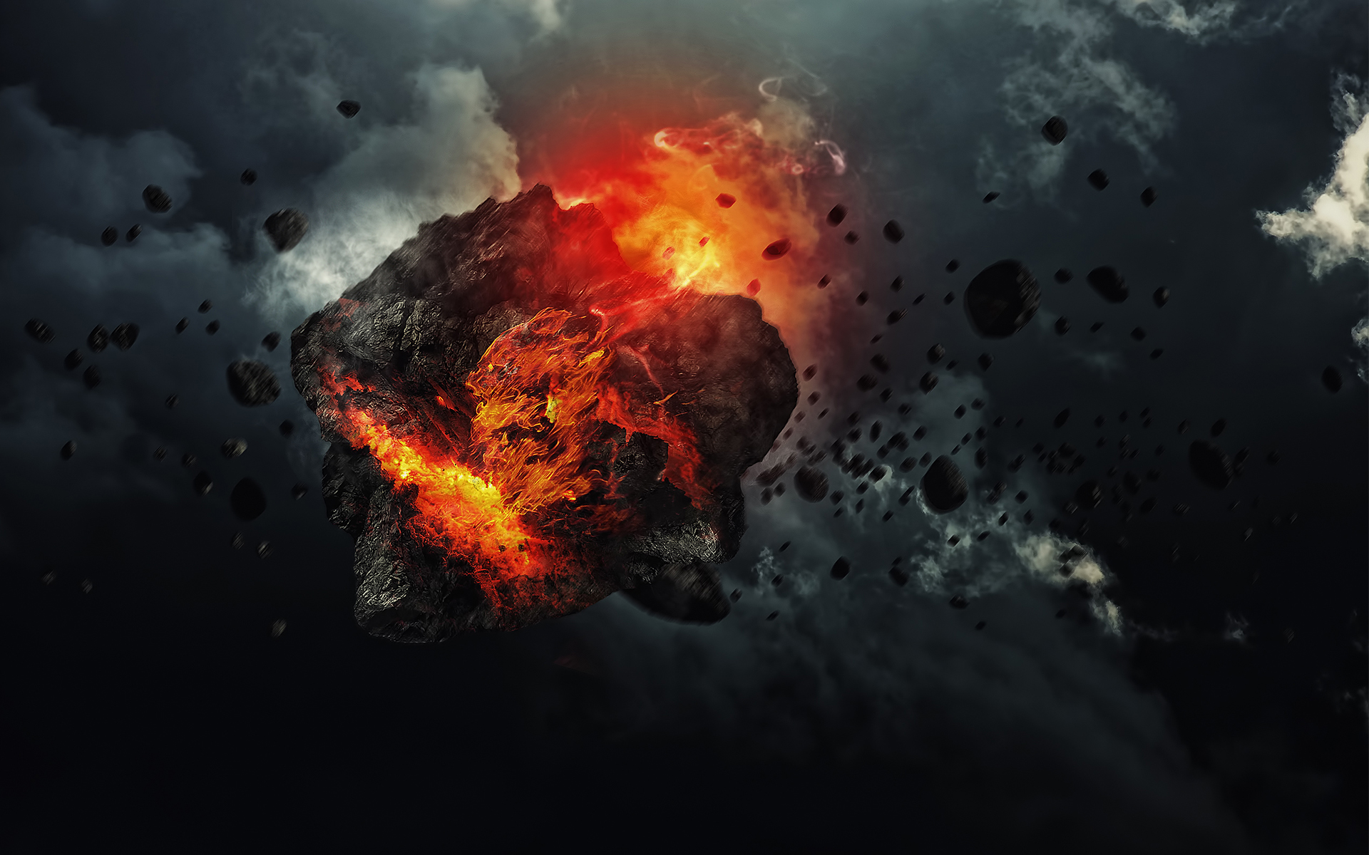 1920x1200 - Asteroid Wallpapers 23