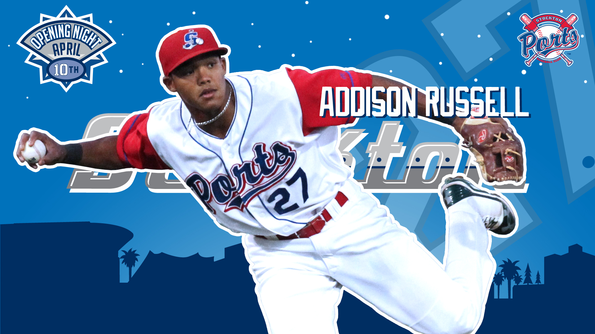 1920x1080 - Addison Russell Wallpapers 8