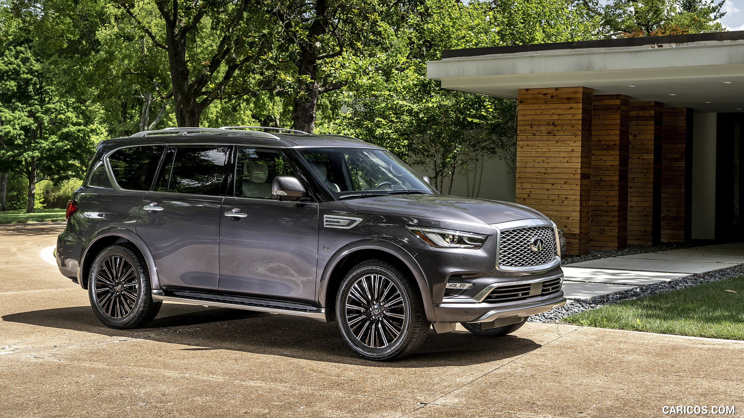 2560x1440 - Infiniti QX80 Wallpapers 34