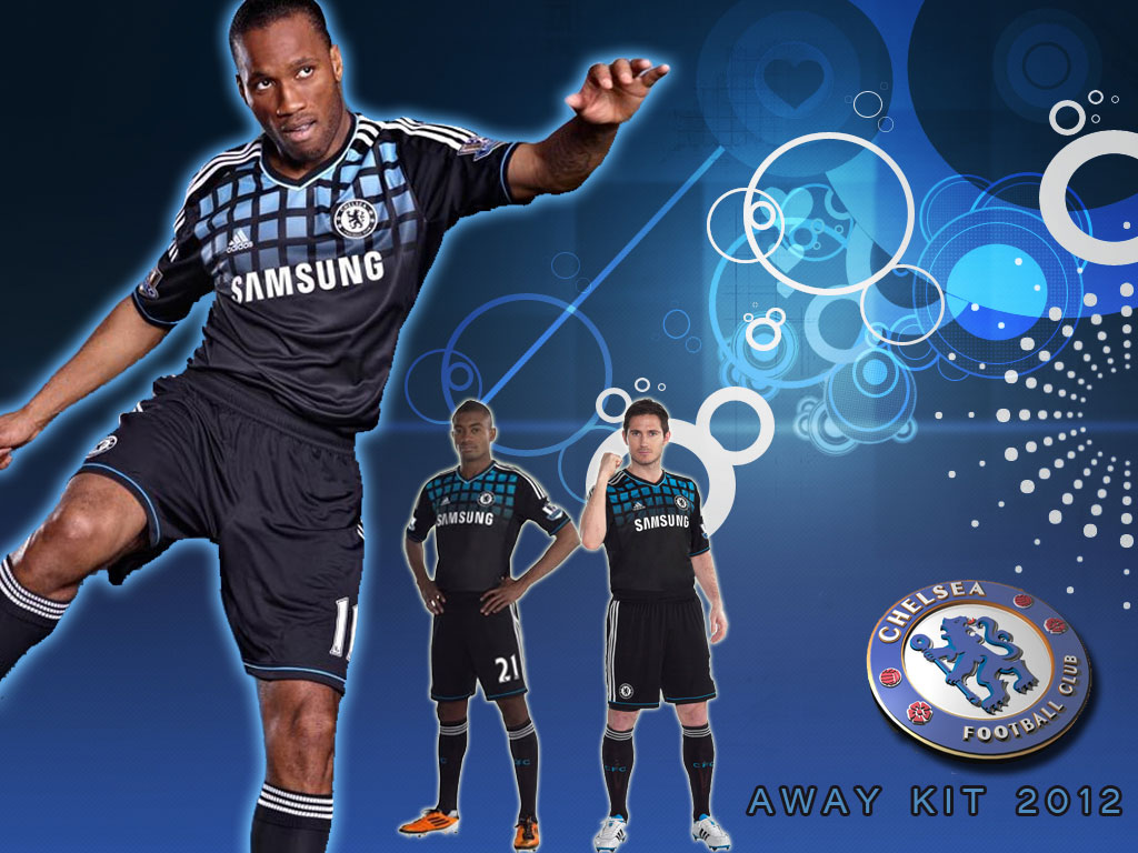 1024x768 - Didier Drogba Wallpapers 16