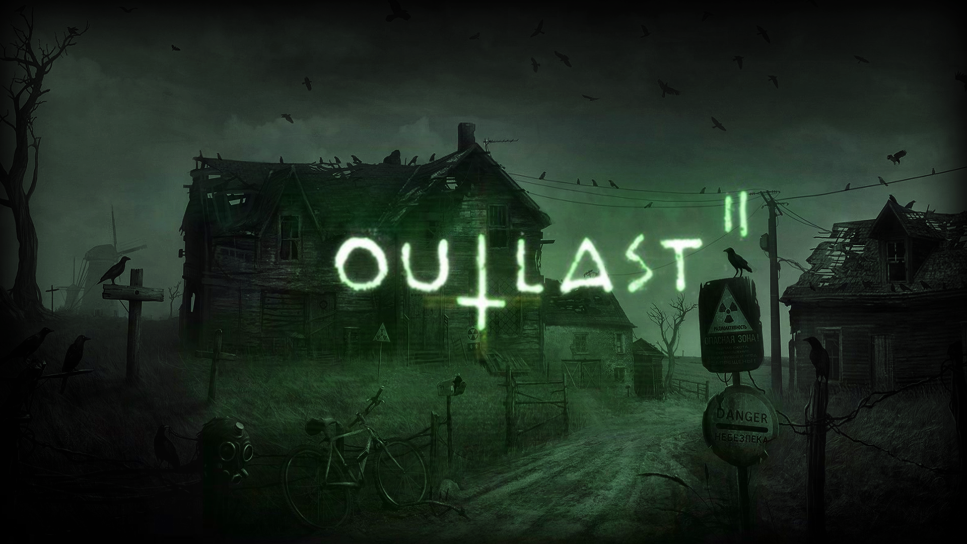 1920x1080 - Outlast HD Wallpapers 19