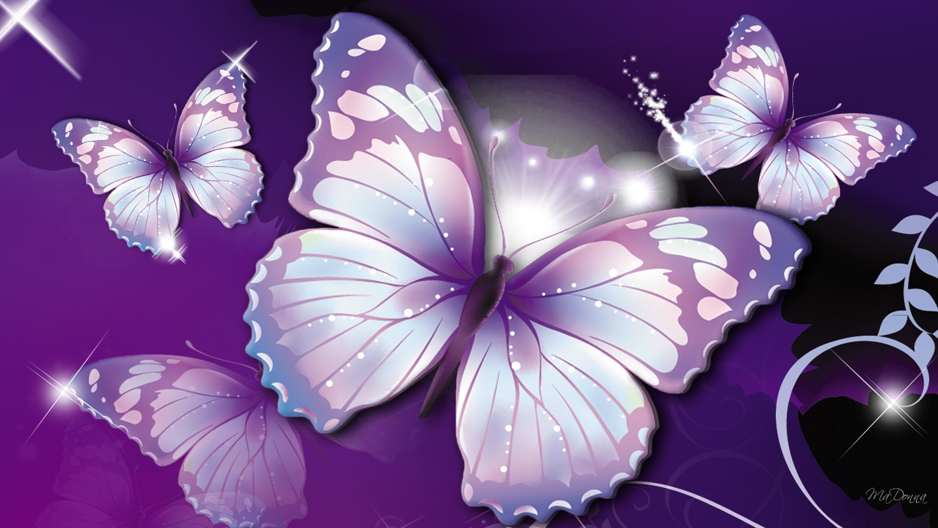 1920x1080 - Pretty Butterfly Backgrounds 20