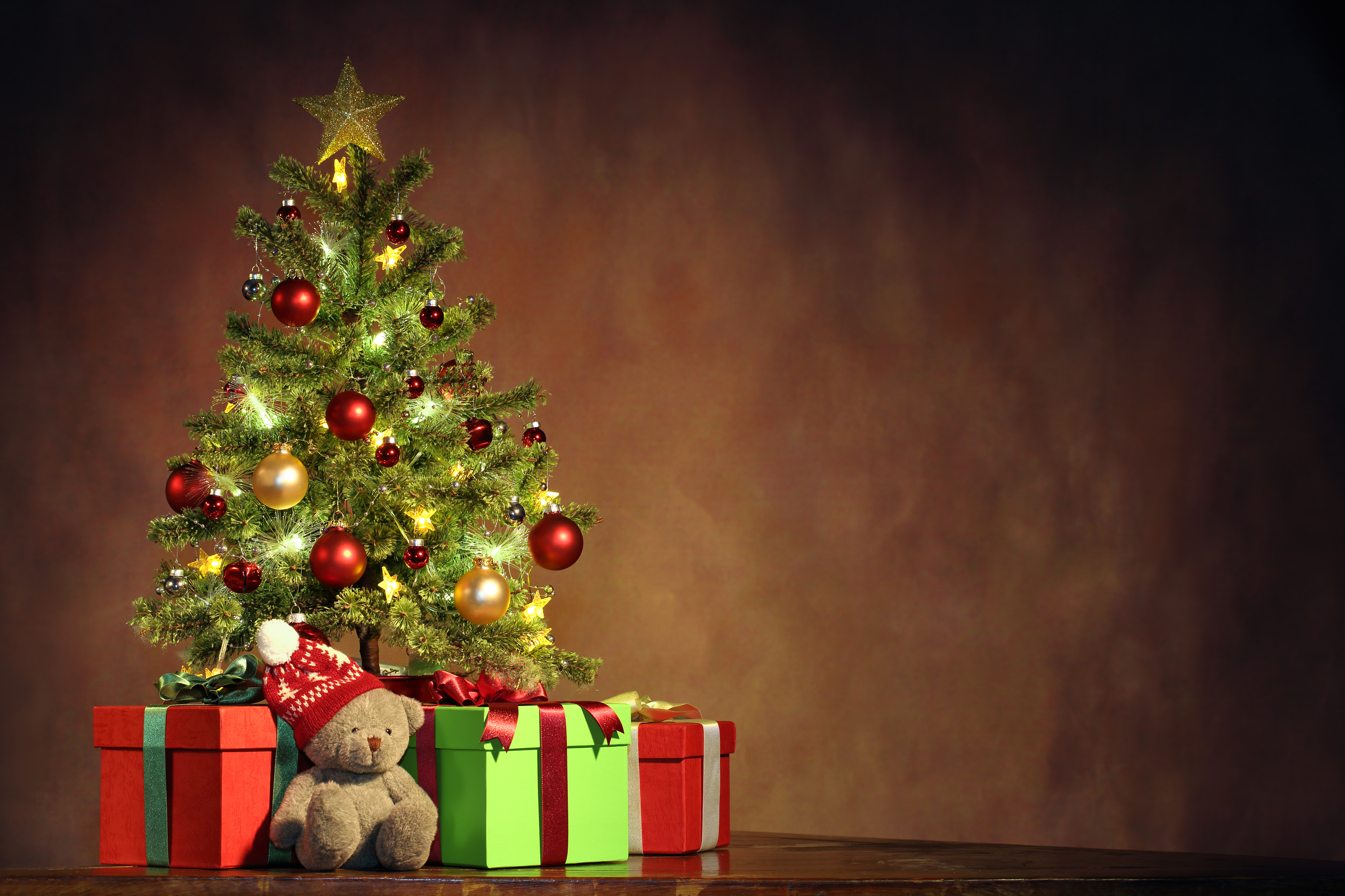 5760x3840 - Christmas Trees Backgrounds 18