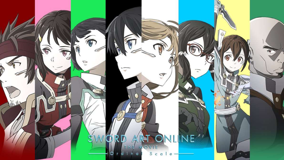 Sword Art Online Movie Ordinal Scale Wallpapers 35 Images