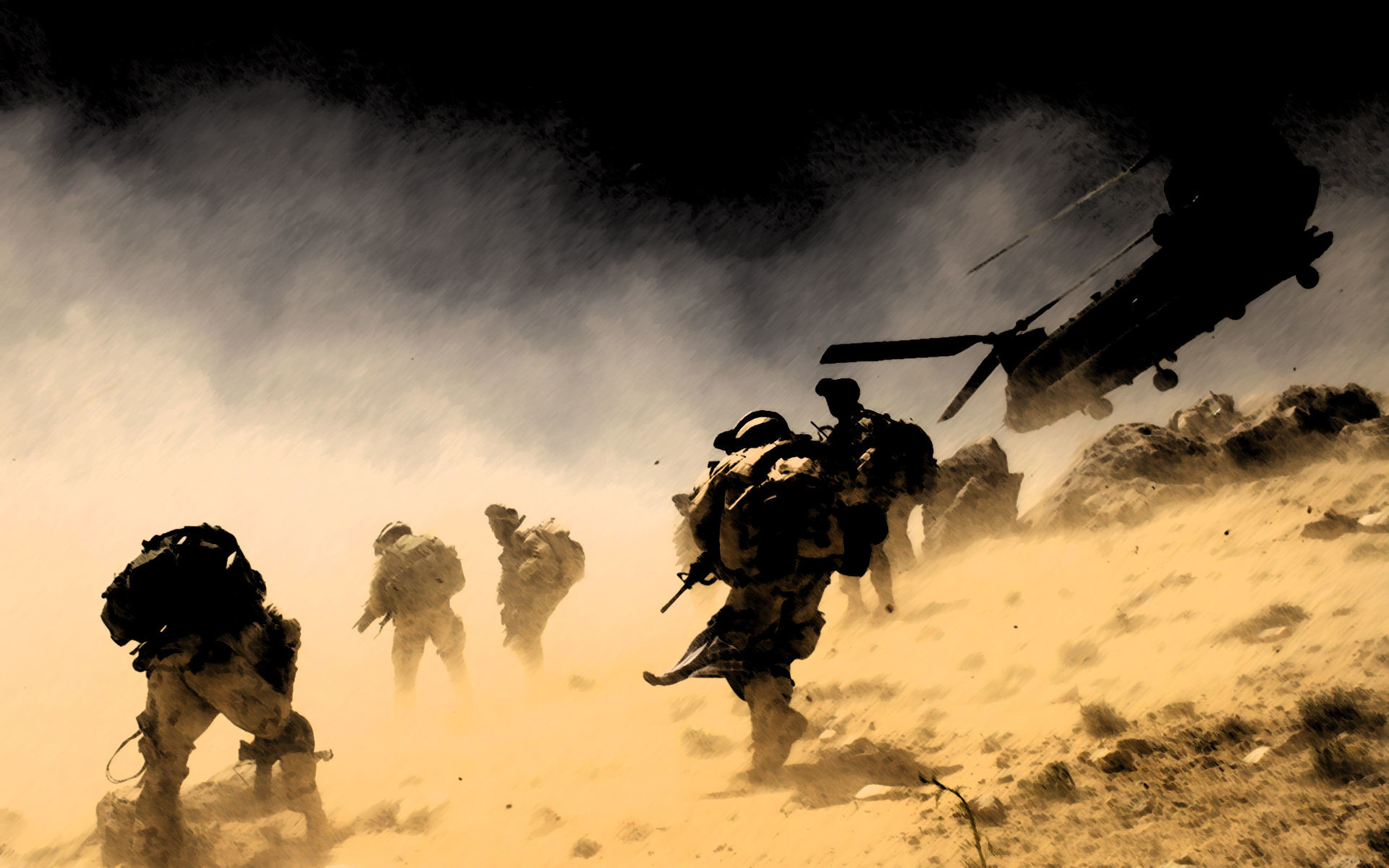 1920x1200 - US Army Screensavers and Wallpaper 45