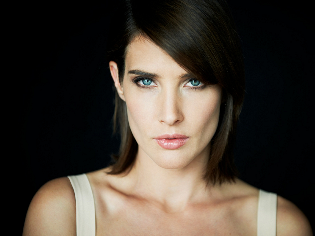 1024x768 - Cobie Smulders Wallpapers 11