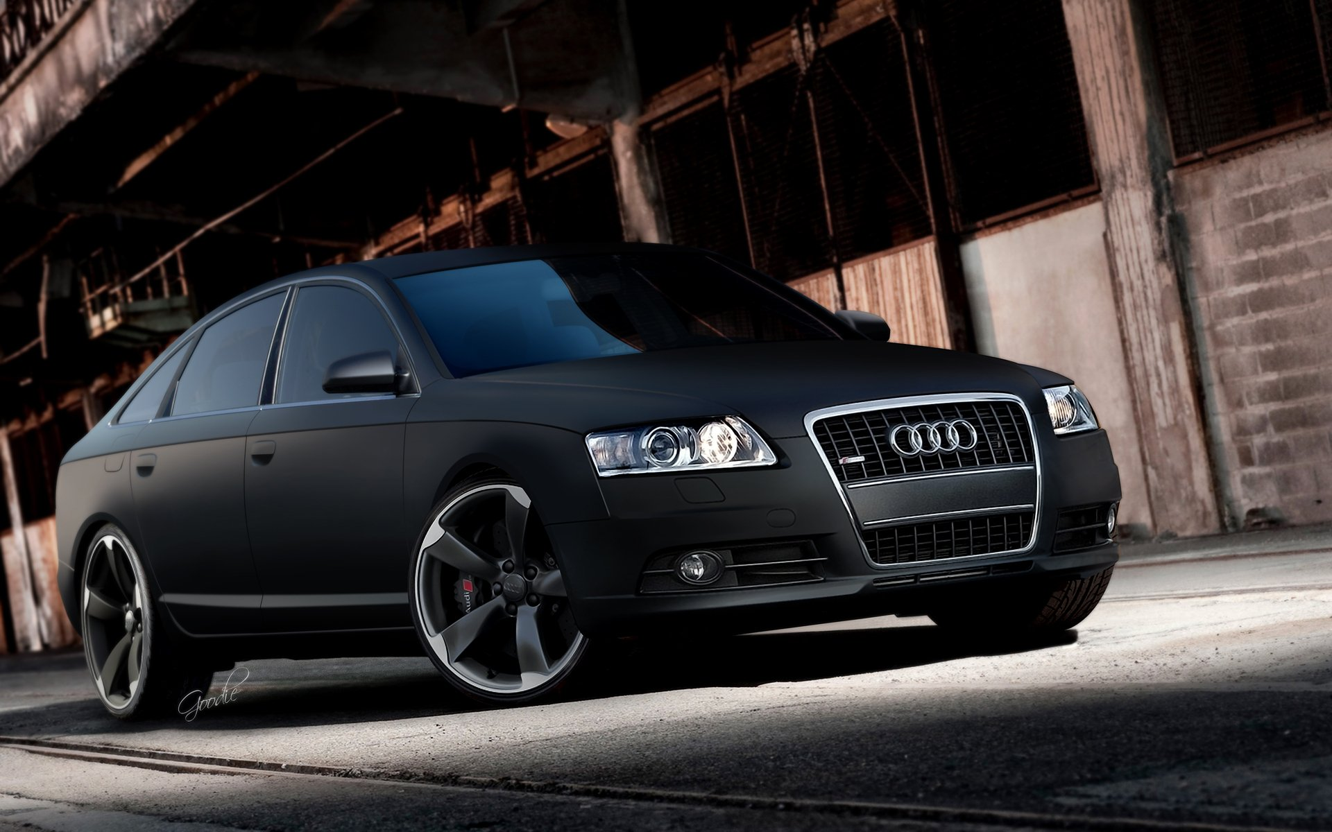 1920x1200 - Audi A6 Wallpapers 2