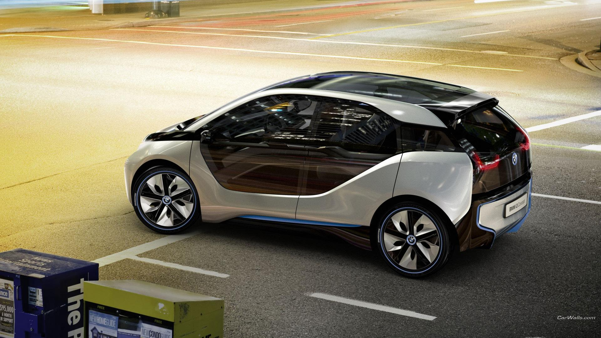 1920x1080 - BMW i3 Concept Wallpapers 31
