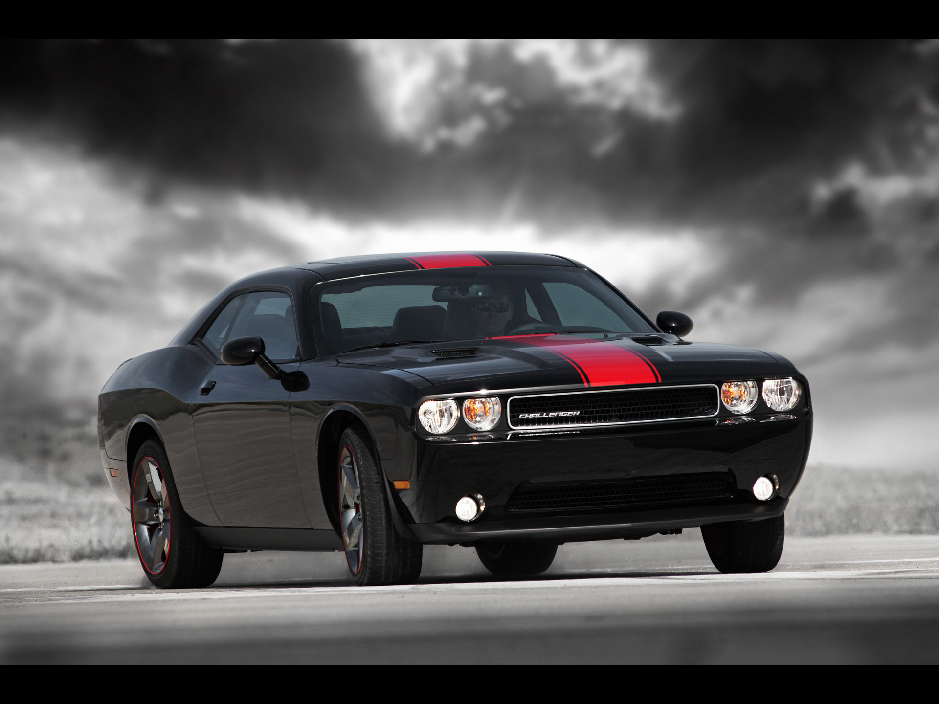 1920x1440 - Dodge Challenger Rallye Wallpapers 11