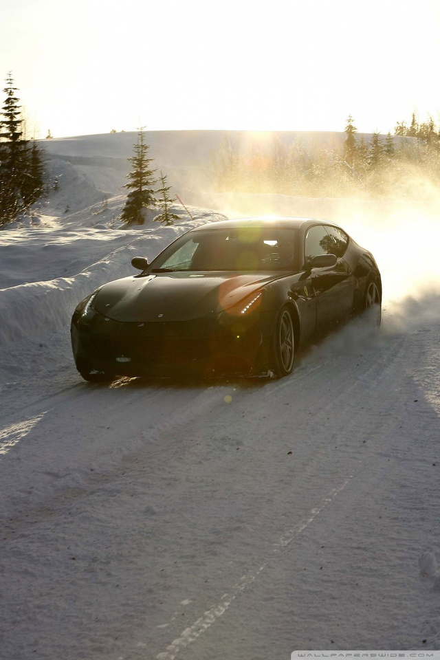 640x960 - Ferrari FF Wallpapers 16