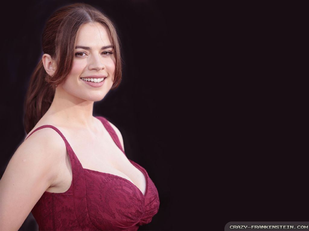 1024x768 - Hayley Atwell Wallpapers 26
