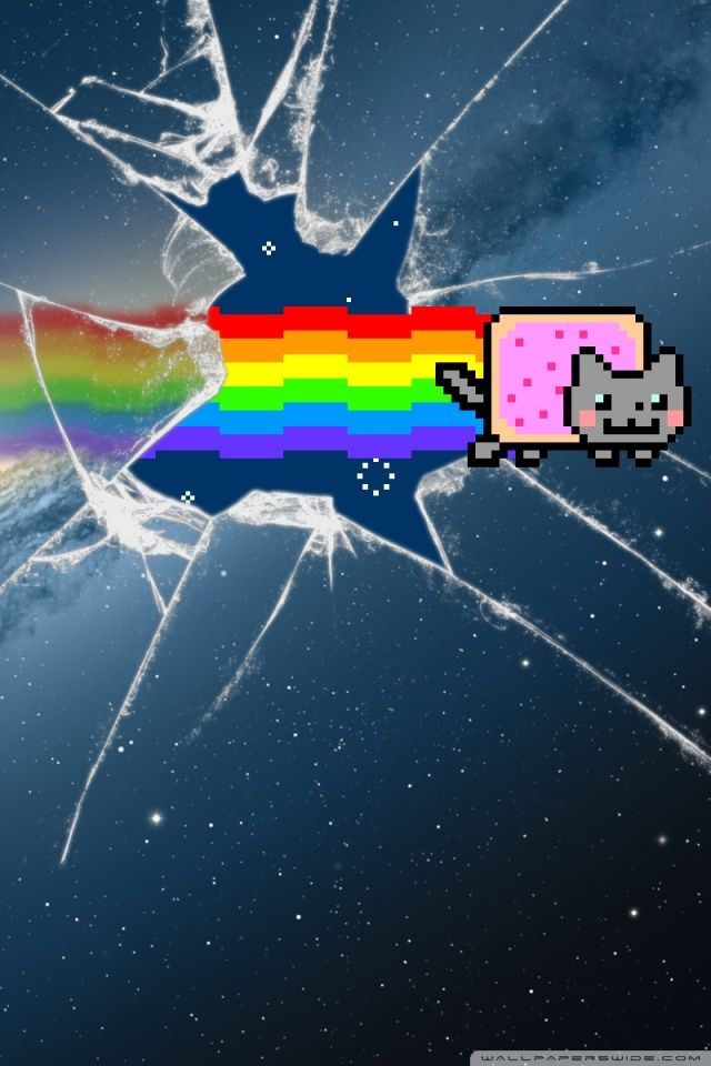 640x960 - Nyan Cat iPhone 12
