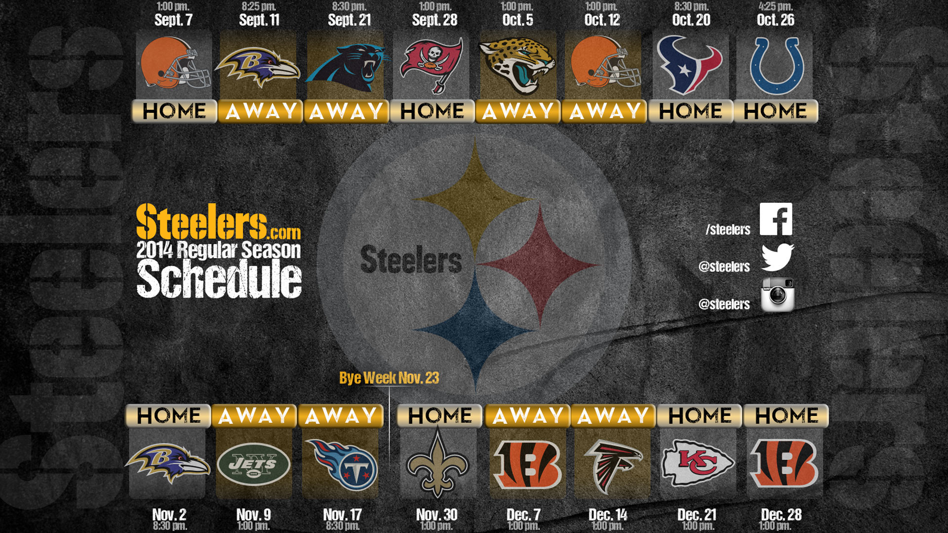 1920x1080 - Steelers Desktop 2