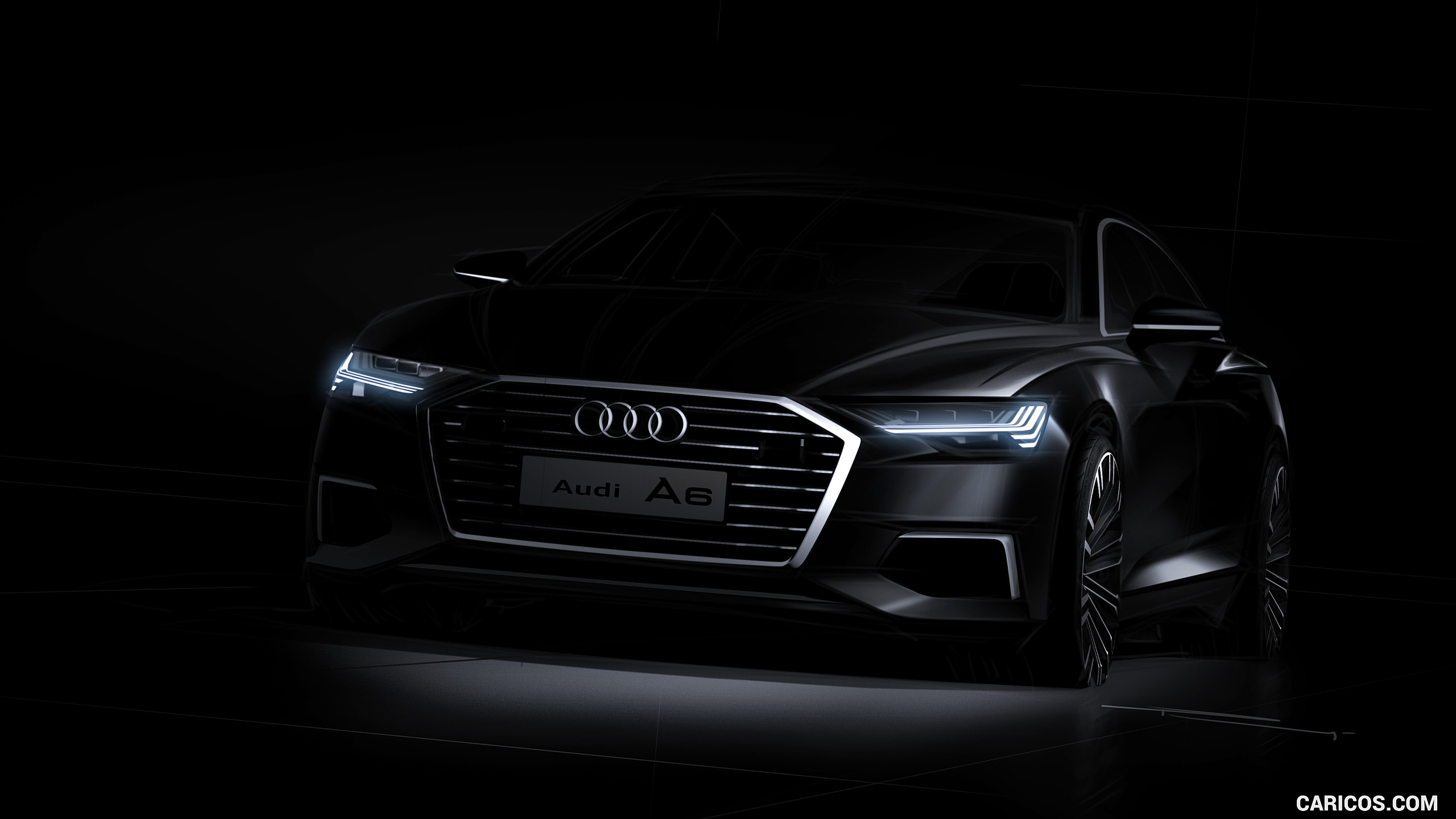 2560x1440 - Audi A6 Wallpapers 1