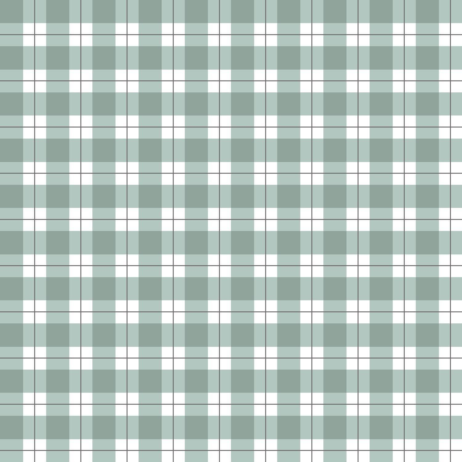 1500x1500 - Blue Plaid 40
