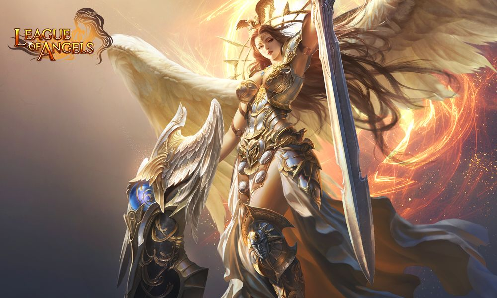 1000x600 - League Of Angels HD Wallpapers 26