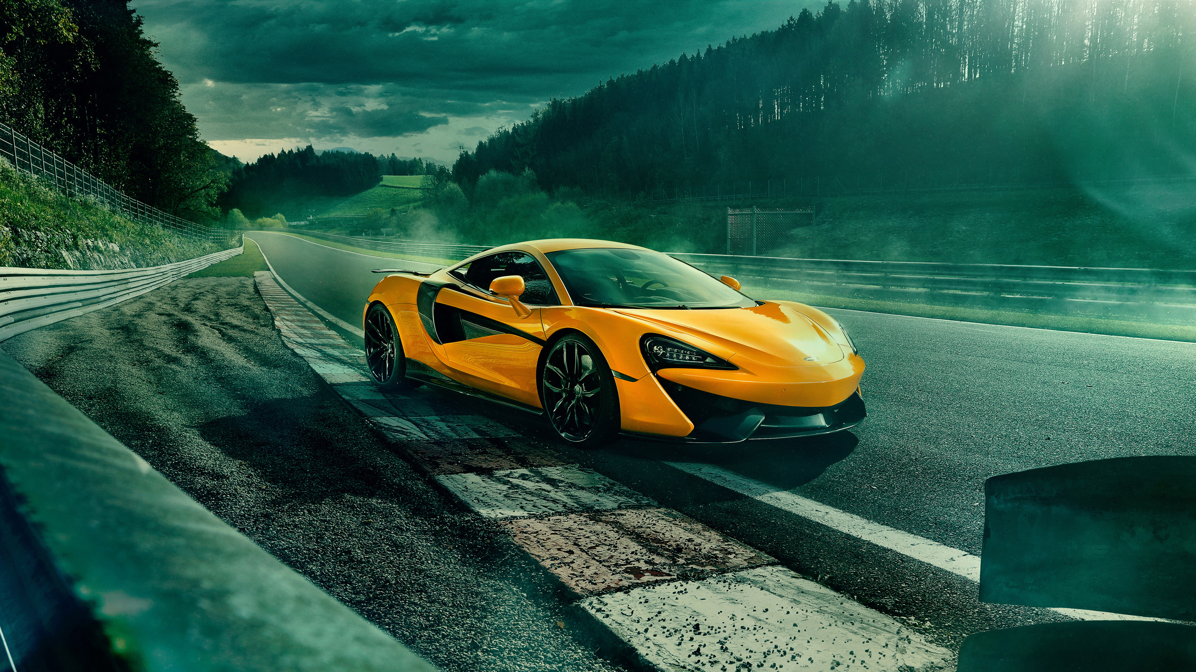 3840x2160 - McLaren Wallpapers 17